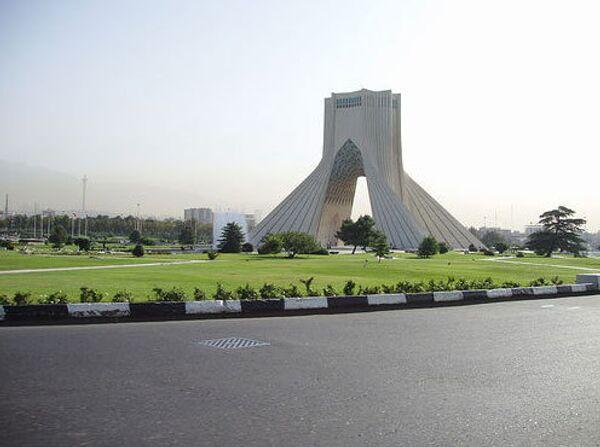 Iranian Tower of Liberty - Sputnik International
