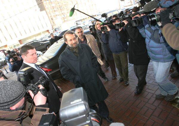 Iranian parliamentary speaker rules out 2009 presidential bid - Sputnik International