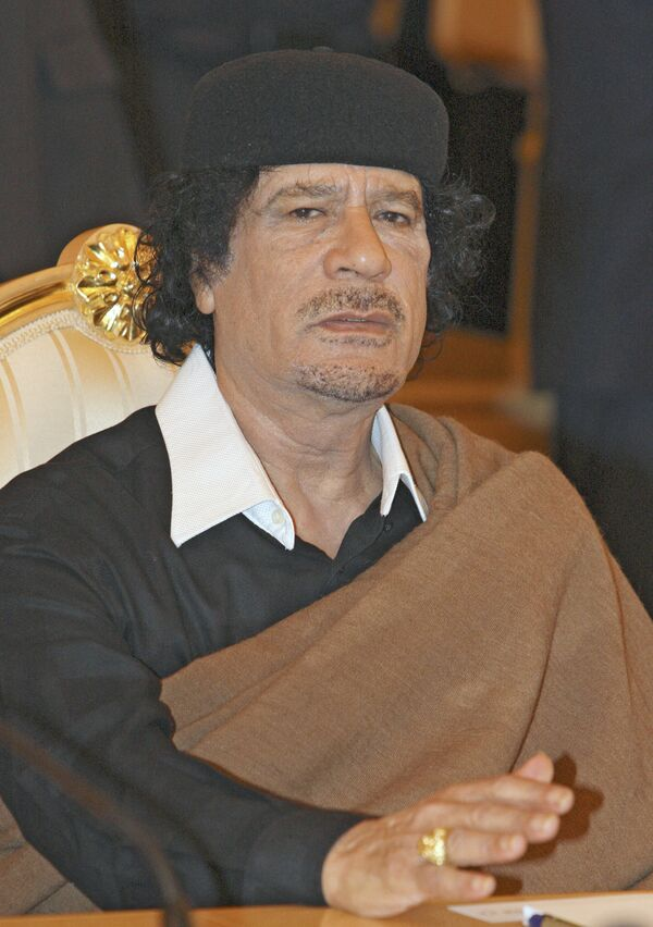 Libya's Qaddafi criticizes terrorism, slams U.S. policies - Sputnik International