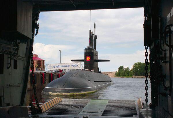 Diesel submarine St. Petersburg - Sputnik International