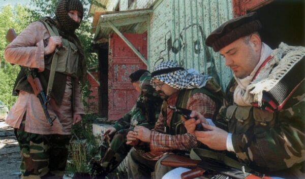 Over 20 Taliban militants killed in NATO bombing in Afghanistan - Sputnik International
