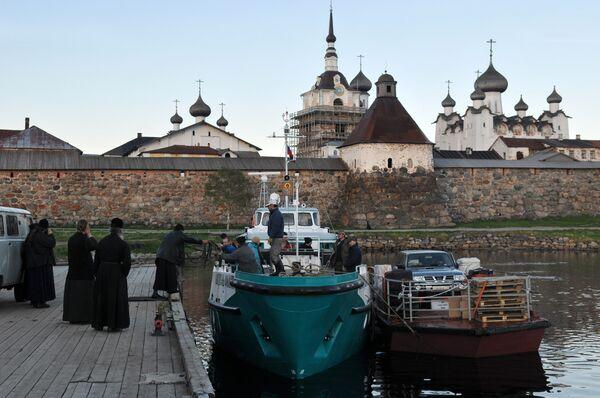 Church property should be returned - Kremlin official - Sputnik International