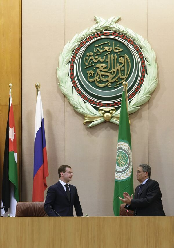 Arab League to back Palestinian UN membership bid - Sputnik International