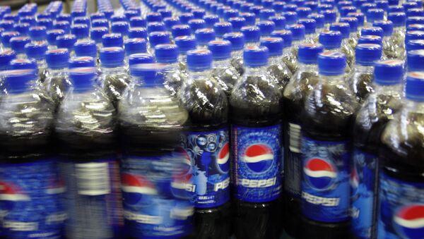 Pepsi International Bottlers, Yekaterinburg - Sputnik International