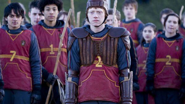 David Yates' film Harry Potter and the Half-Blood Prince - Sputnik International