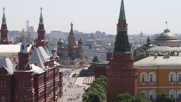 View of State Historical Museum and Red Square - Sputnik International