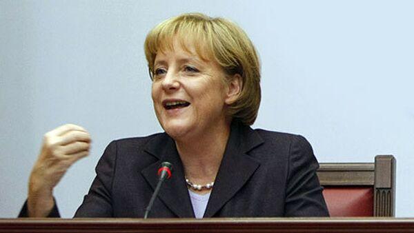 Angela Merkel - Sputnik International