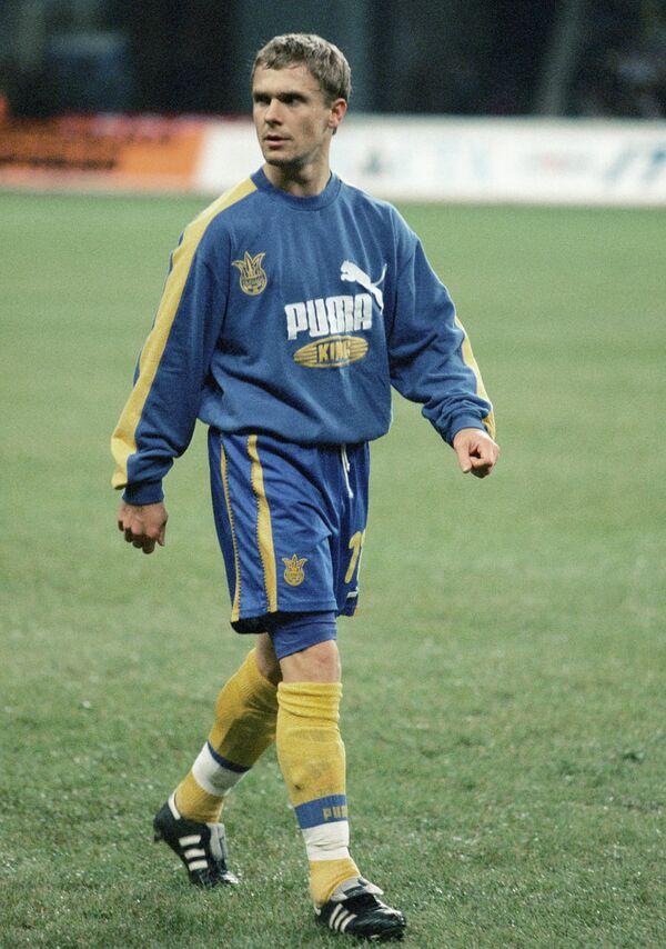 Sergei Rebrov - Sputnik International