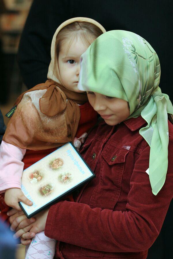Chechnya opens 1st animated studio to promote Islamic culture  - Sputnik International