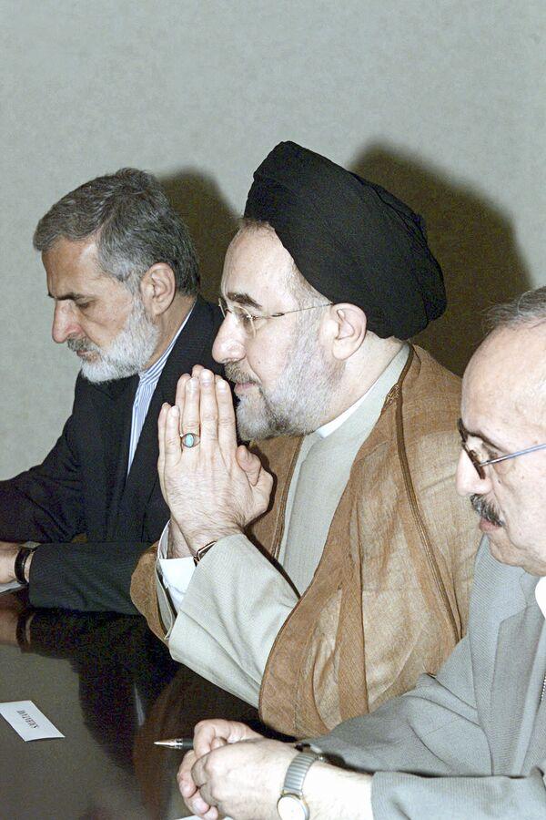 Iranian reformist leader urges referendum over political crisis - Sputnik International