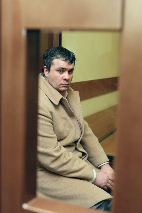 Vladimir Nekrasov owner of the Arbat Prestige store chain - Sputnik International