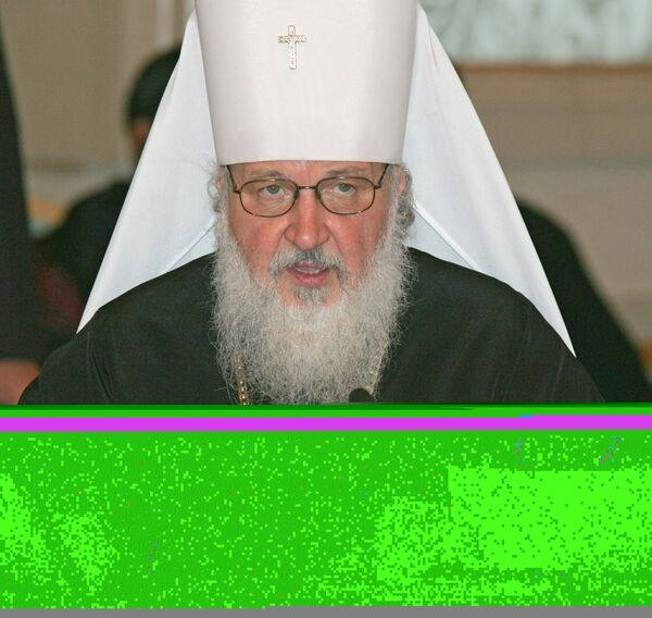 Patriarch Kirill - Sputnik International