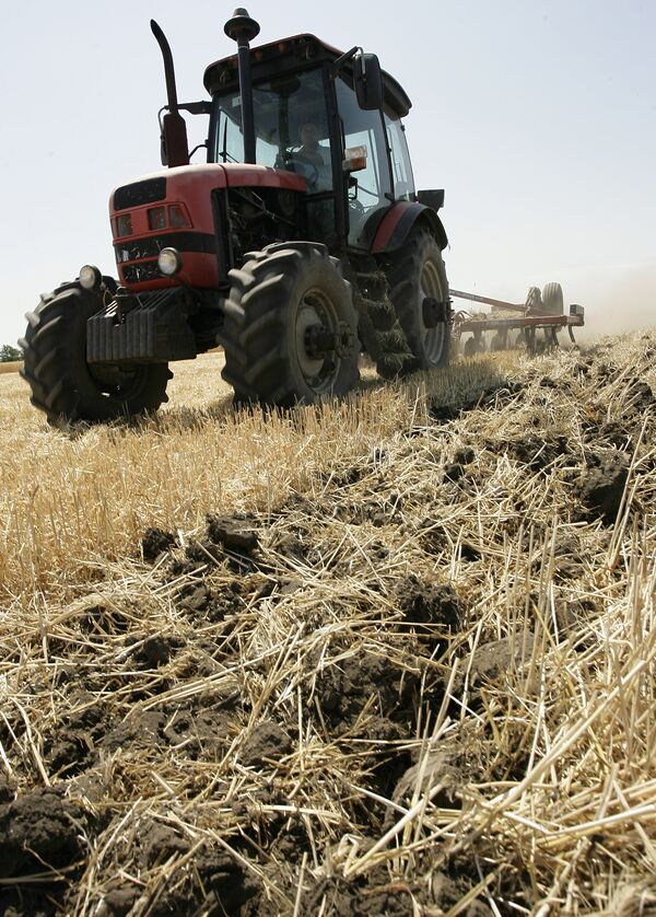 agricultural machinery and equipment - Sputnik International