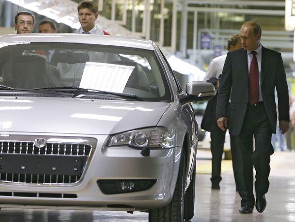 Russia undaunted by GM's Opel decision - Putin - Sputnik International