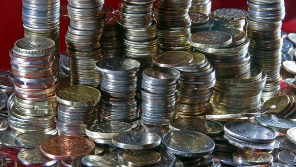 Coins from all over the world - Sputnik International