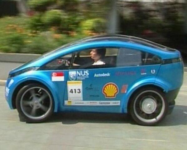 Vehicles of the future? - Sputnik International