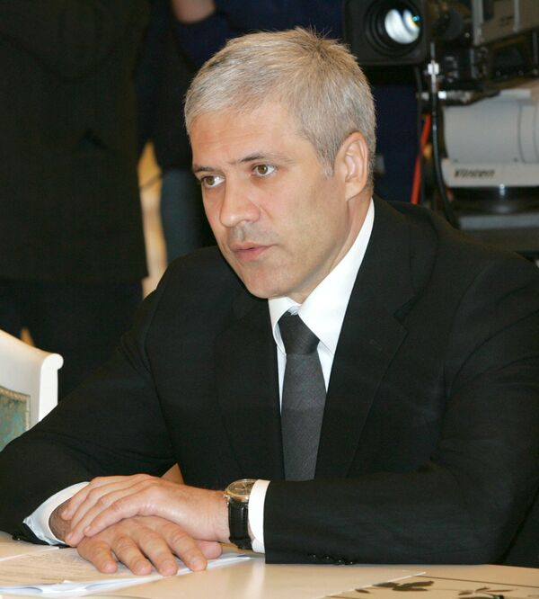 Boris Tadic - Sputnik International