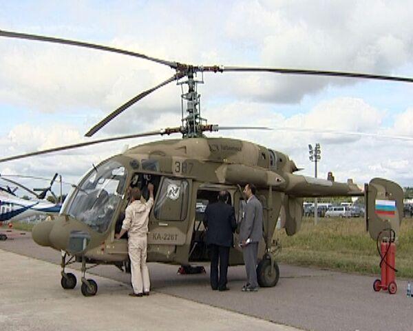 Ka-226t: a quiet workhorse for secret services, medics and rescuers - Sputnik International