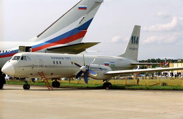 Ilyushin-14T passenger plane   - Sputnik International