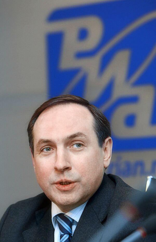 Politika Foundation President Vyacheslav Nikonov - Sputnik International