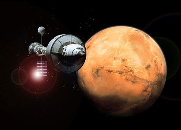 U.S.- Russia: joint mission to Mars? - Sputnik International