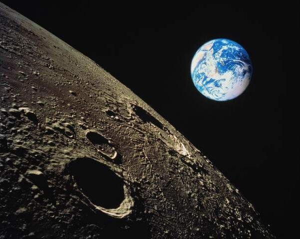 Moon rock exhibit at Dutch museum revealed as fake - Sputnik International