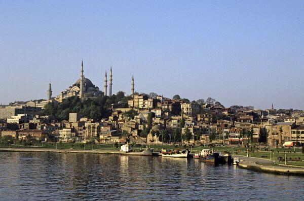 Istanbul - Sputnik International