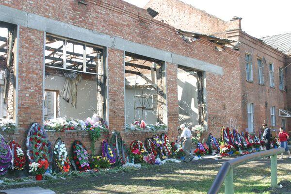 Beslan lessons five years on - Sputnik International