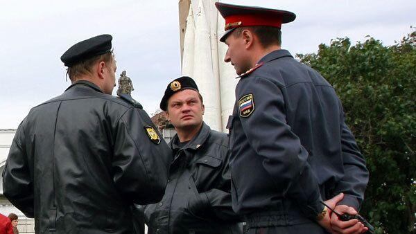 Moscow police - Sputnik International