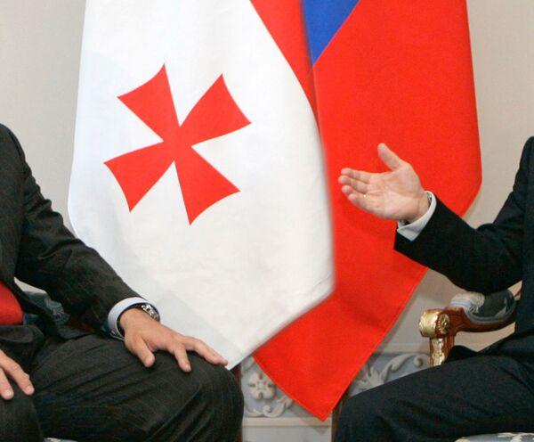 Medvedev says ties with Georgia could resume after Saakashvili - Sputnik International