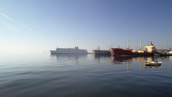 Russian captain asks UAE to impound his ship - Sputnik International