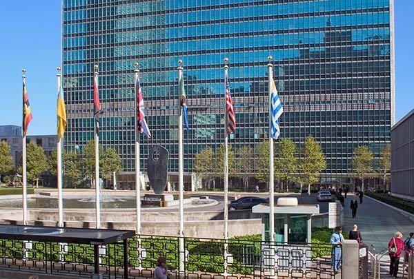 UN opens climate change summit - Sputnik International