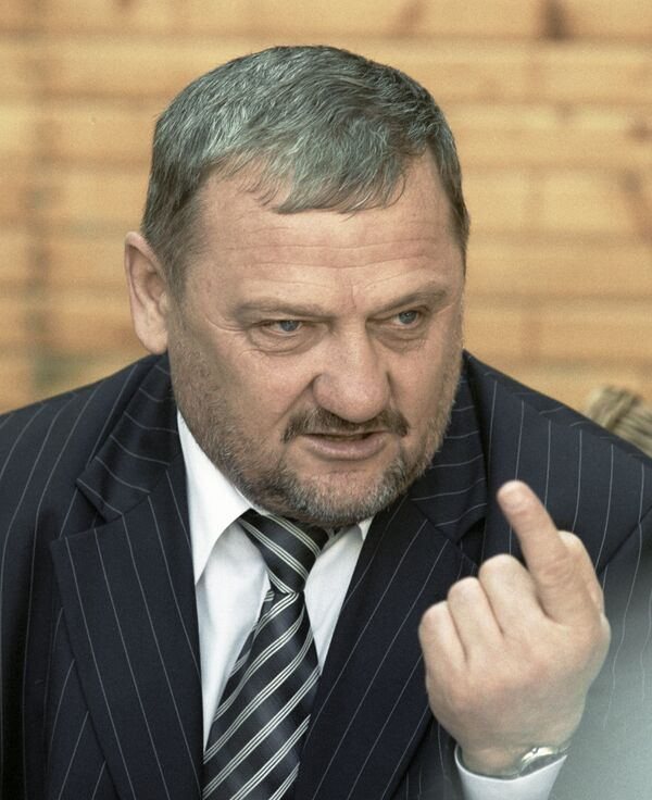 Akhmad Kadyrov - Sputnik International