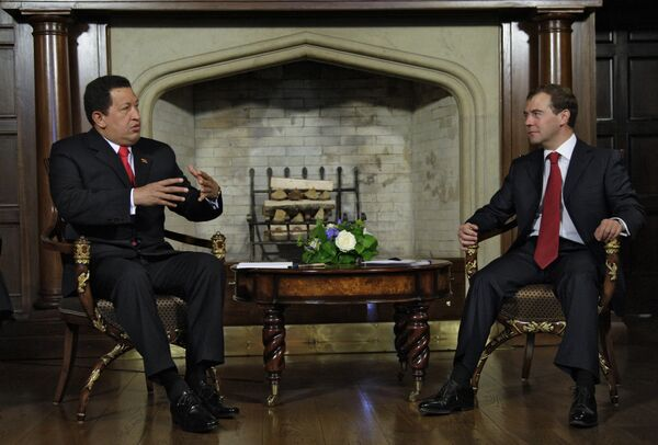 I want to take the opportunity to announce that Venezuela is joining those recognizing the independence of South Ossetia and Abkhazia - Sputnik International