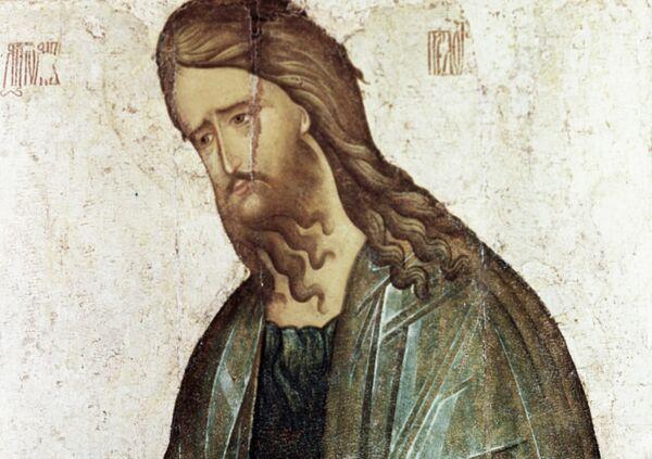 St. John the Baptist - Sputnik International