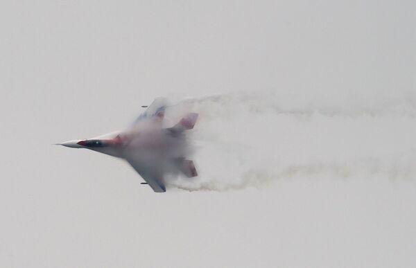 MiG-29 jet fighter  - Sputnik International