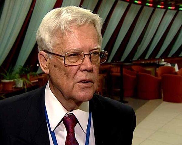 Leading Russian military expert Vitaly Shlykov  - Sputnik International