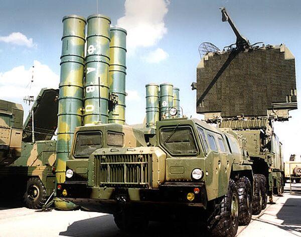 Russia set to finish development of new air defense system - Sputnik International