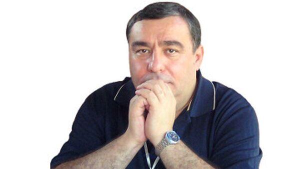 Moscow slams probe against RIA Novosti's Tbilisi bureau chief - Sputnik International