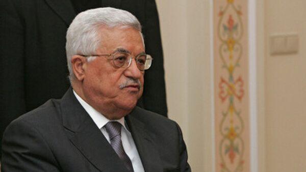 Abbas may withdraw from Palestinian elections - spokesman - Sputnik International