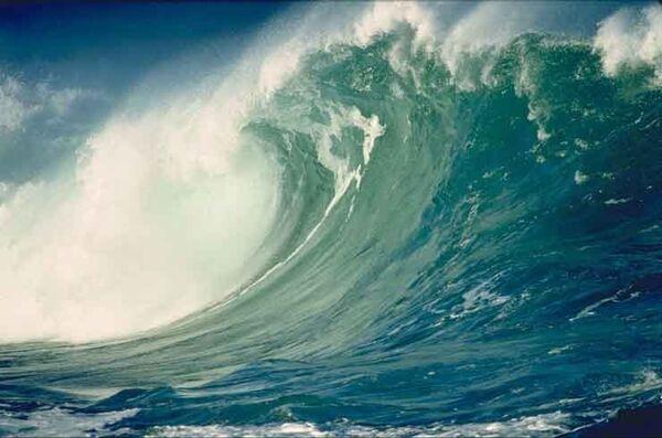 Tsunami alert issued after strong quake in Indian Ocean - Sputnik International
