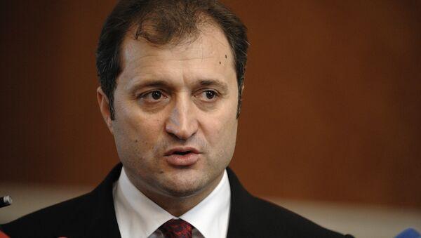 New Moldovan PM Vladimir Filat - Sputnik International
