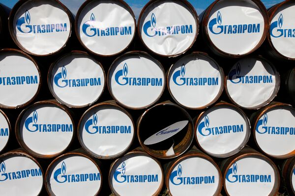 Russian energy giant Gazprom hopes to occupy up to 10% of the U.S. natural gas market in four to five years - Sputnik International