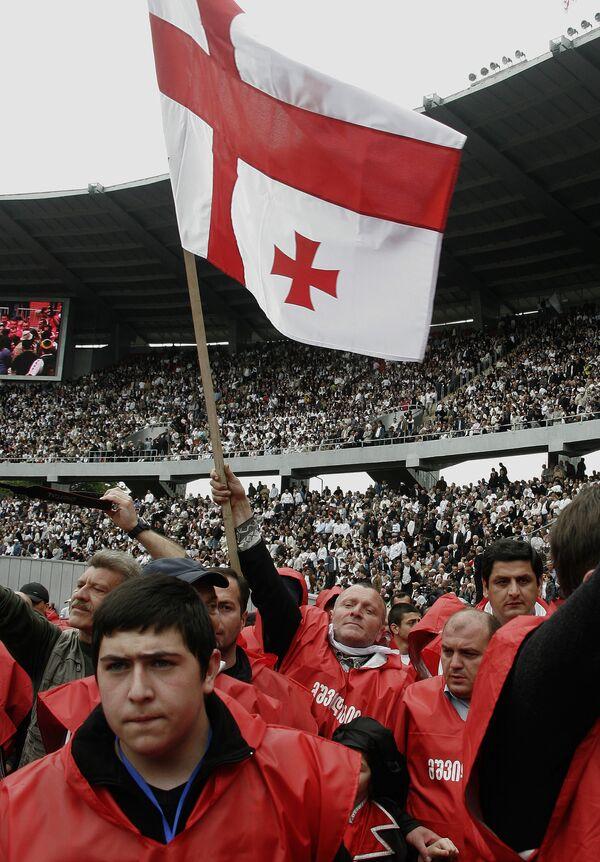 Georgians celebrate Independence Day - Sputnik International