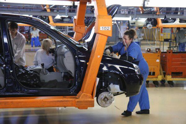 AvtoVAZ - Sputnik International