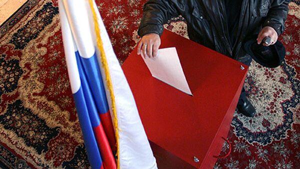 Elections - Sputnik International