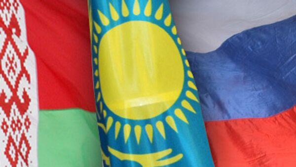 Russia, Kazakhstan, Belarus to start customs union on Jan. 1 - Sputnik International