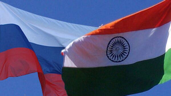 Medvedev praises Russia-India dialogue - Sputnik International