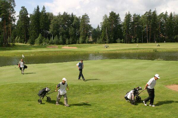 Golf - Sputnik International