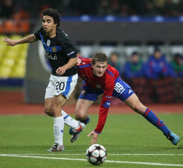 CSKA push Man Utd to the brink, share points at Old Trafford - Sputnik International